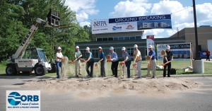 NJPA Ground Breaking